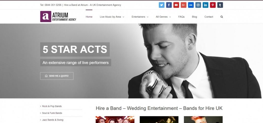Atrium Entertainment Agency