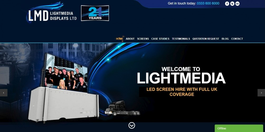 Lightmedia Displays Ltd