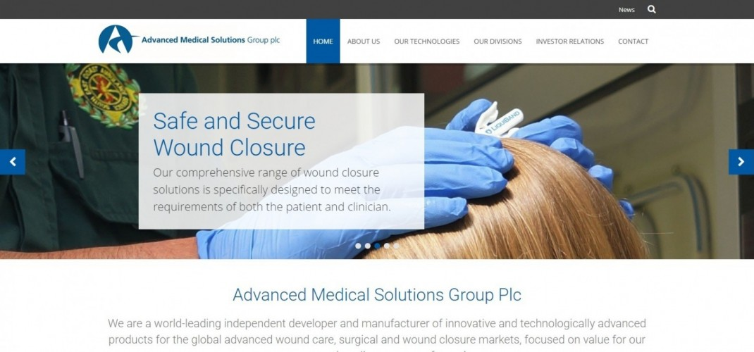 Advanced Medical Solutions Ltd