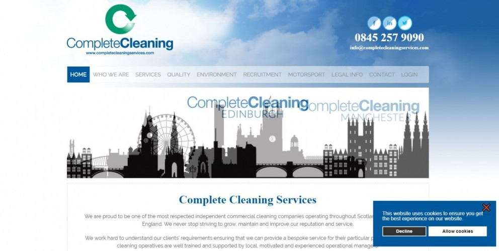 Complete Cleaning Services