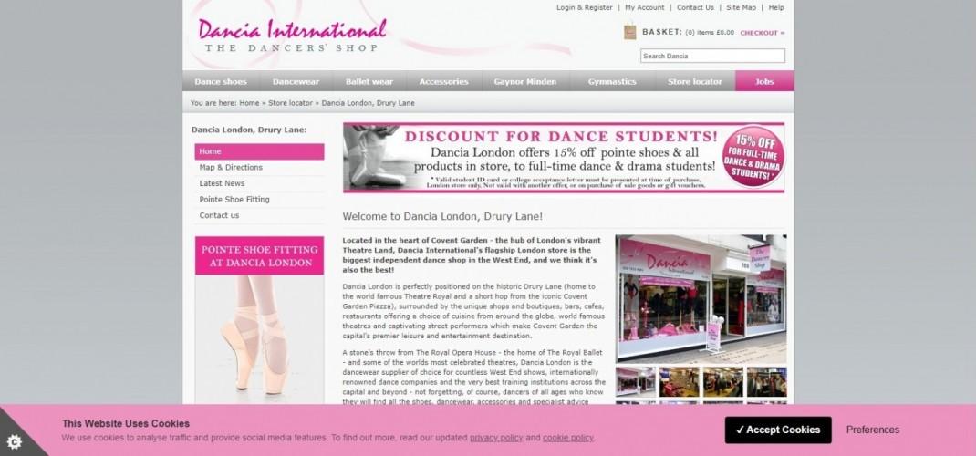 Dancia International