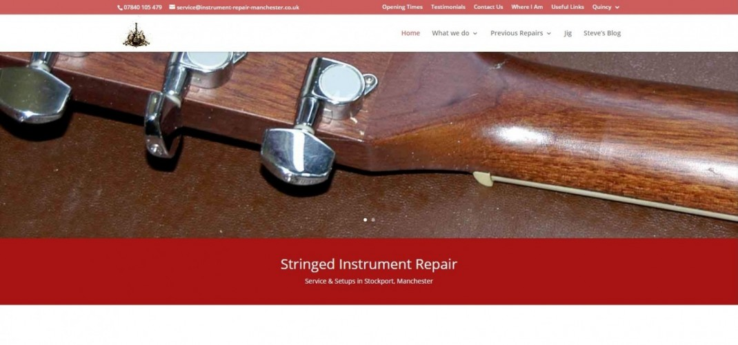 SJL Instrument Repairs