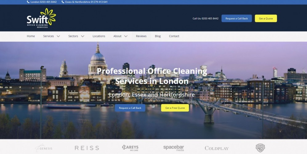 Swift Office Cleaning Services (Essex)