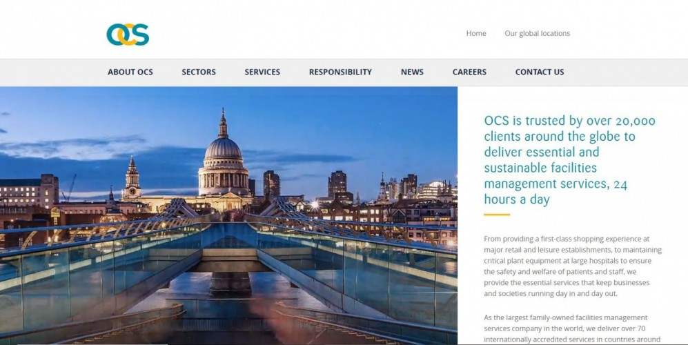 OCS Group UK Ltd