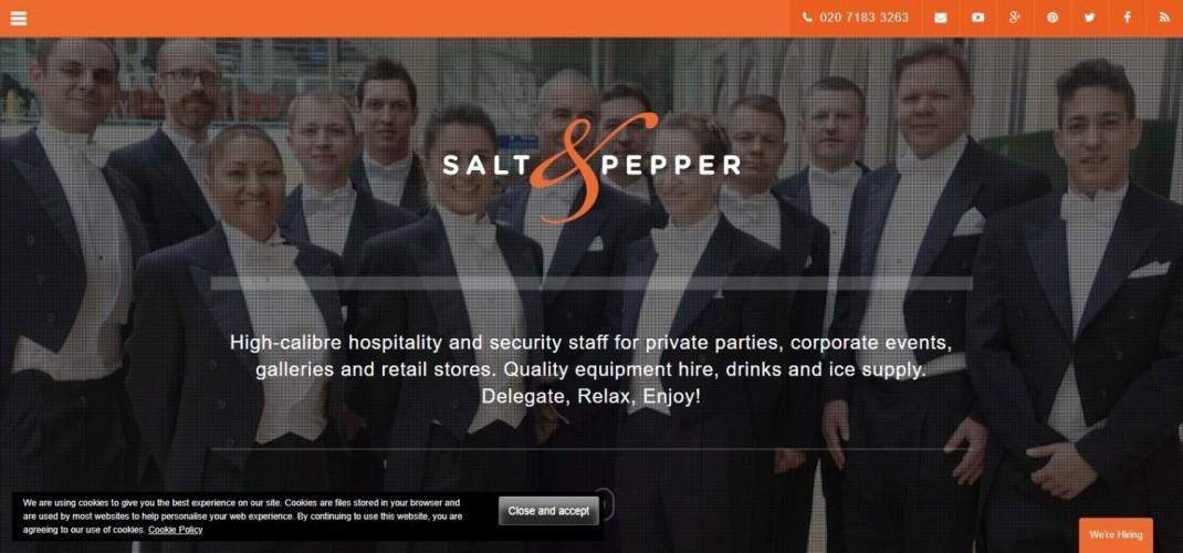 Salt&Pepper Events