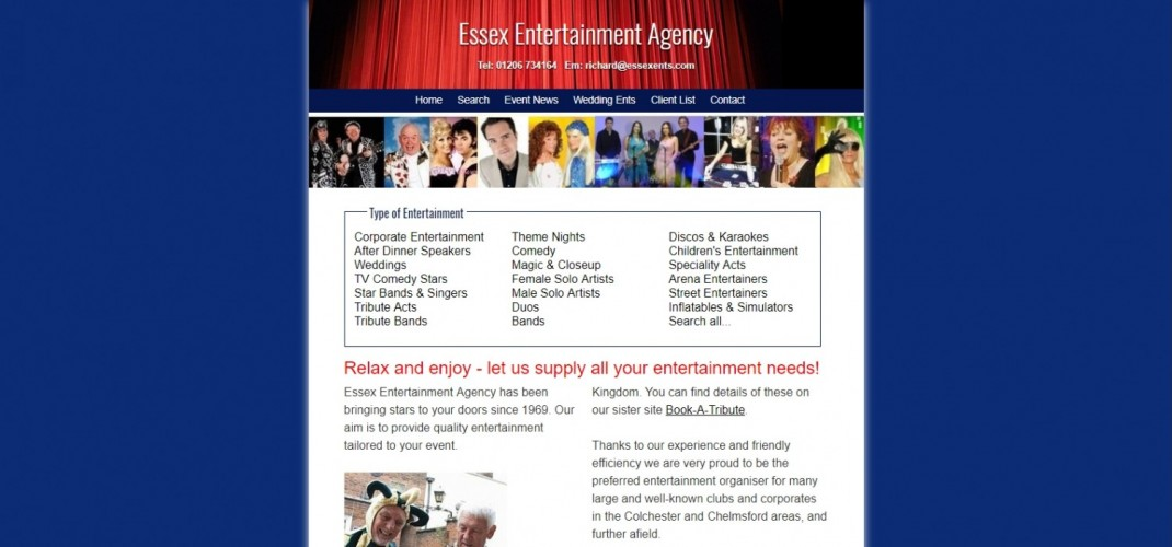 Essex Entertainment Agency