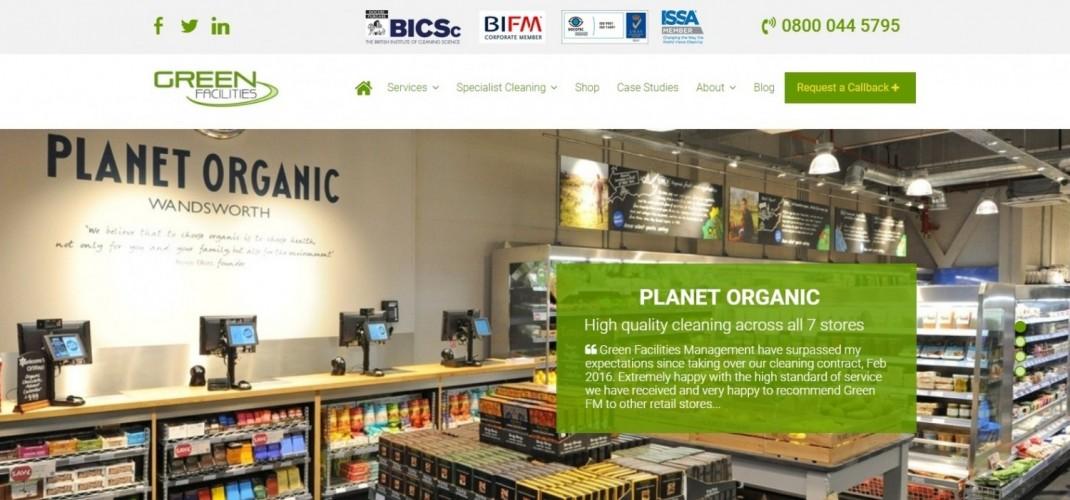 Green Facilities Ltd