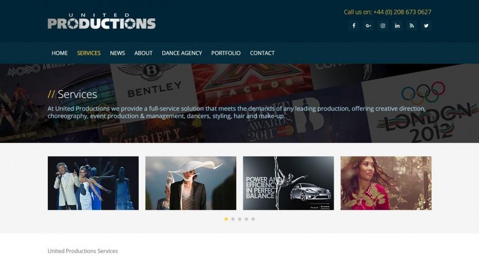 United Productions Ltd