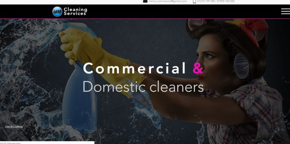 MM Cleaning Services (UK) Ltd