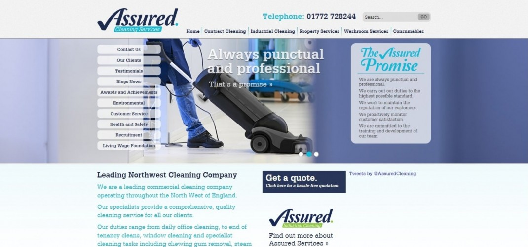 Assured Cleaning Services Ltd