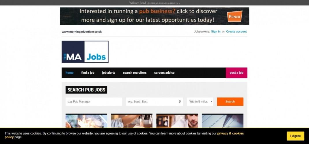 Morning Advertiser Jobs