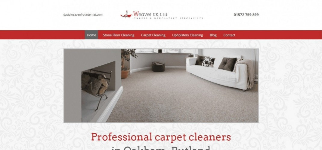 Weaver Carpet Cleaning Ltd Rutland