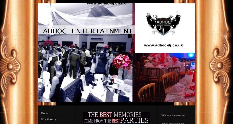 adhoc Entertainment LTD
