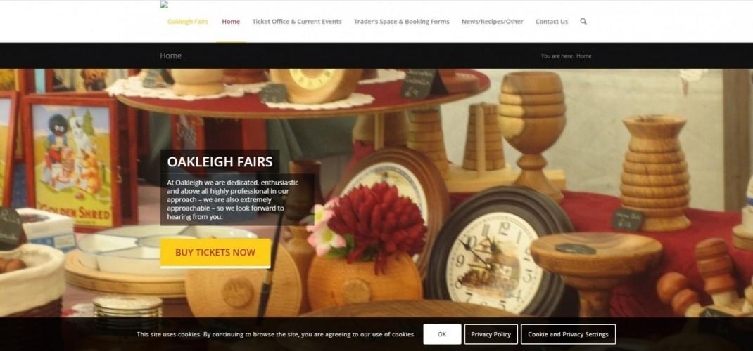 Oakleigh Event Management Ltd