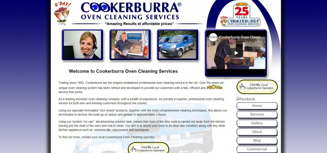 Cookerburra Services