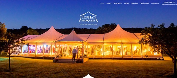 Top Hat Marquees