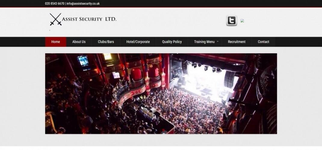 Assist Security Ltd - Hotel & Corporate Security London