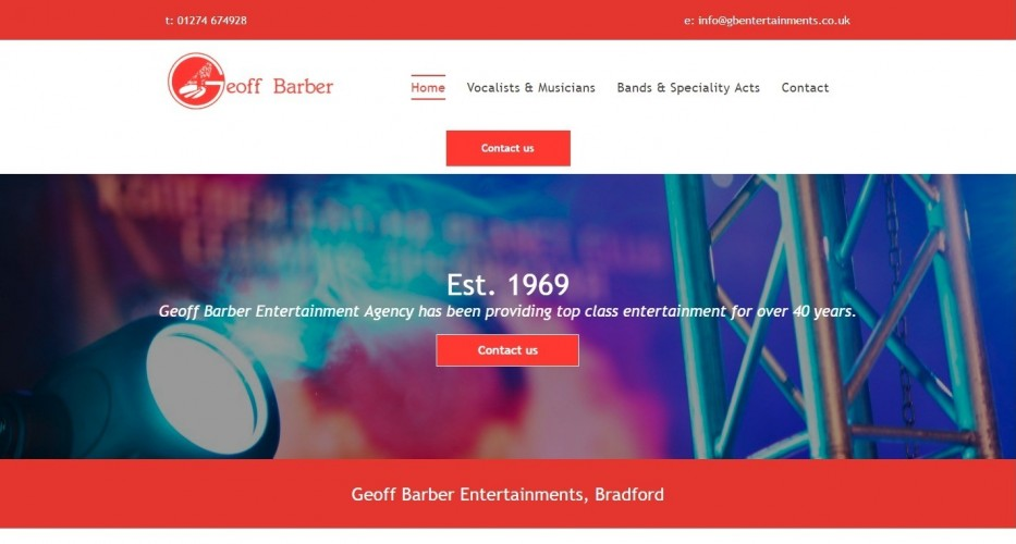 Geoff Barber Entertainments