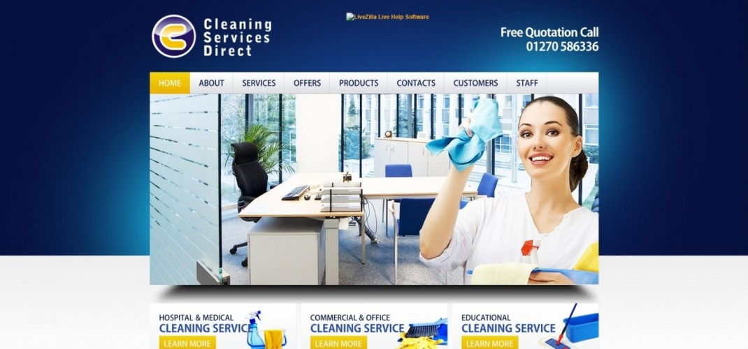 Cleaning Services Direct