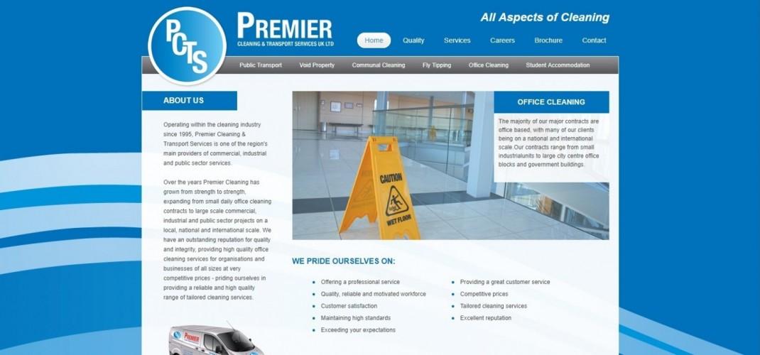 Premier Cleaning & Transport Services UK Ltd