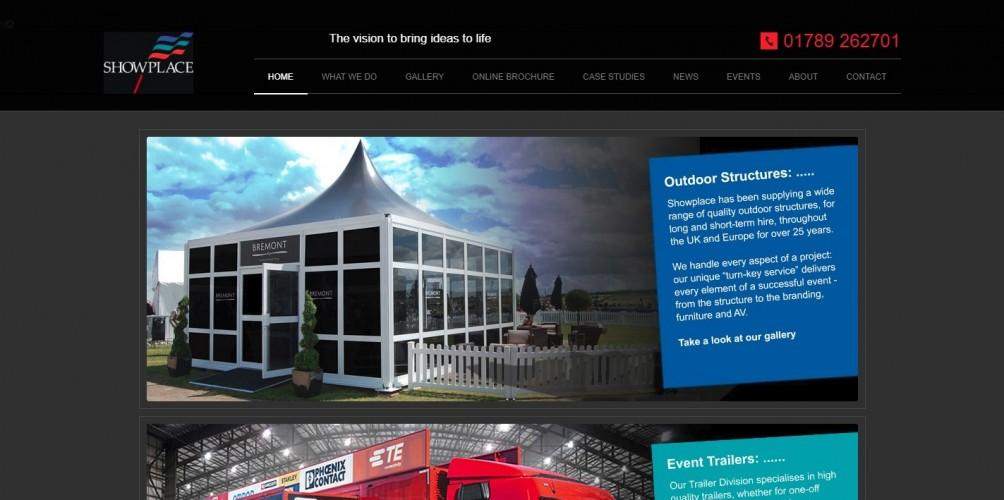 Showplace Ltd