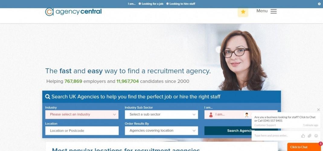 Agency Central Ltd