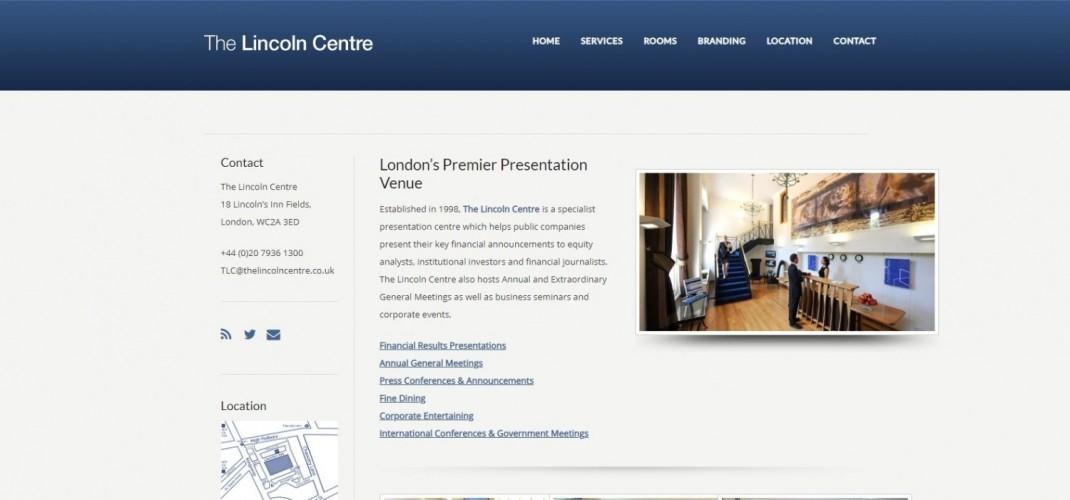 The Lincoln Centre
