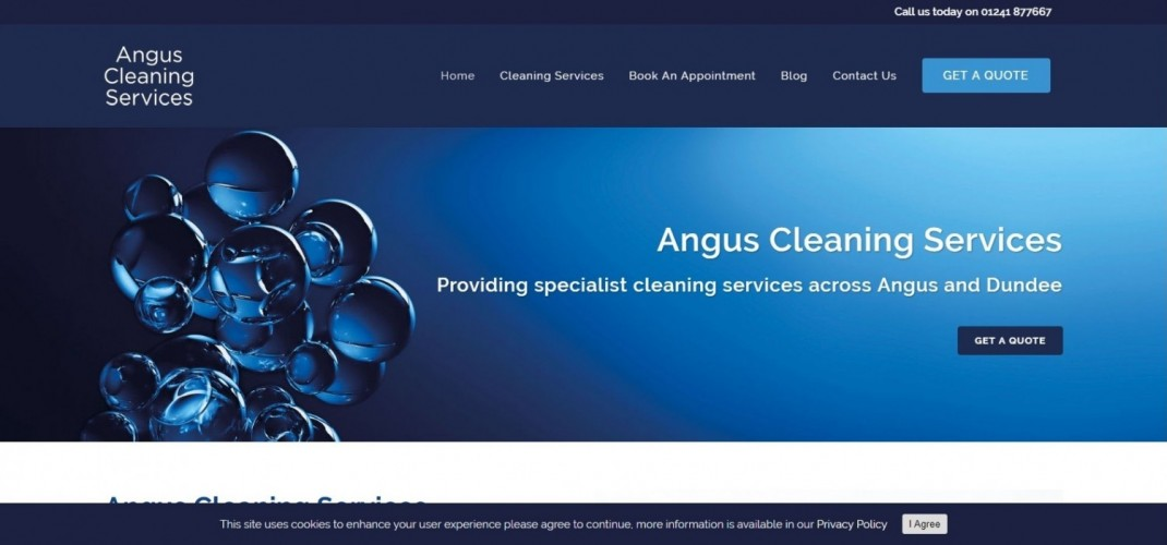 Angus Cleaning Services