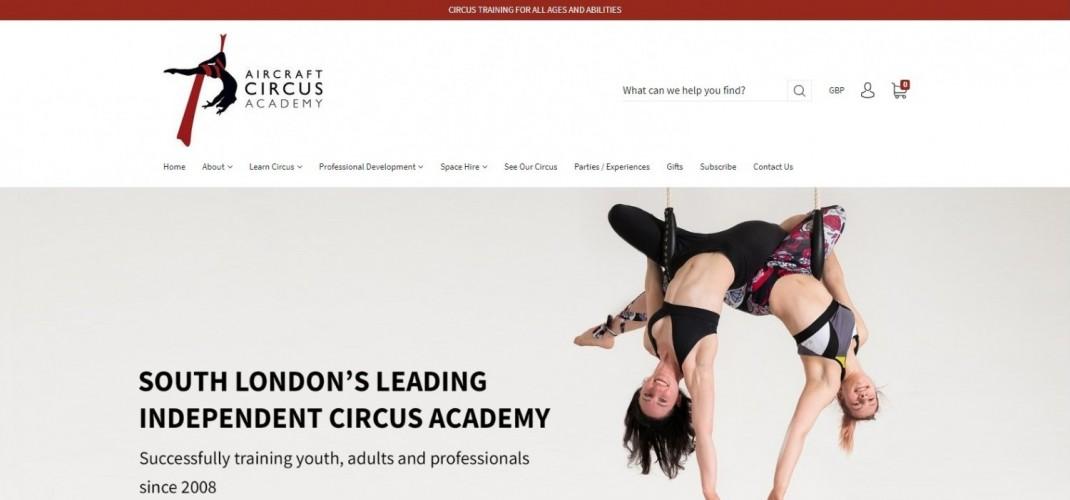 AirCraft Circus Academy