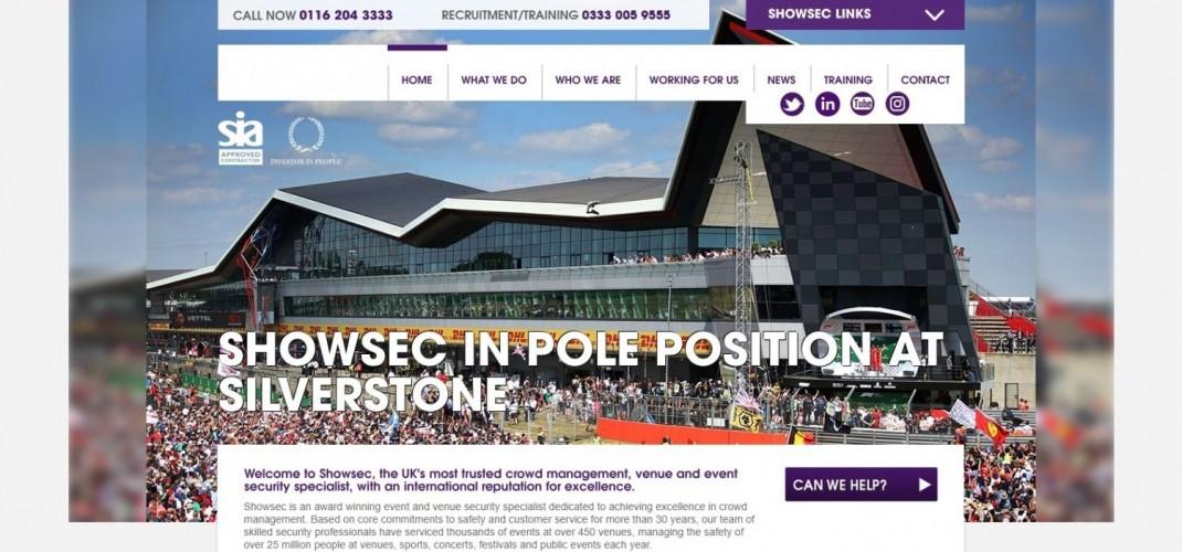 Showsec (International Ltd) Crowd Management