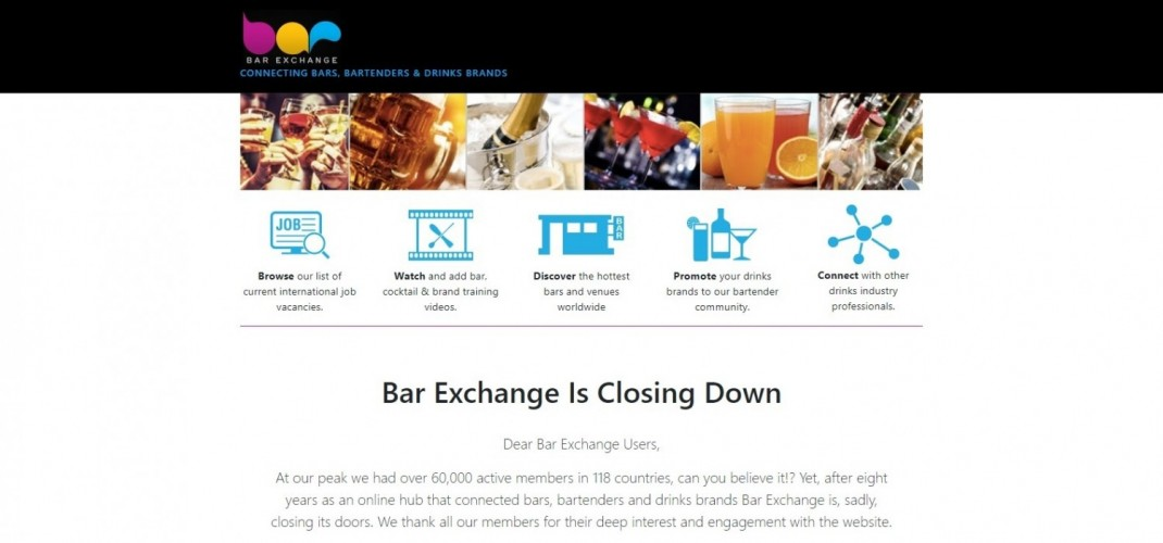Bar Exchange Ltd