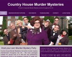 Country House Murder Mysteries