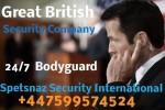 Spetsnaz Security International - Security Company London