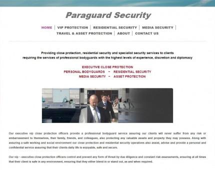 Paraguard Security