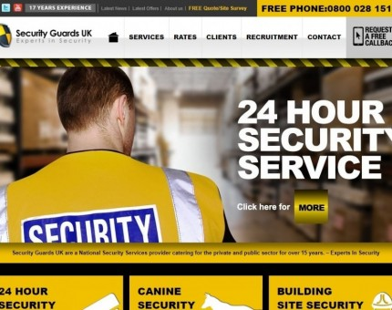 Security Guards Uk LTD