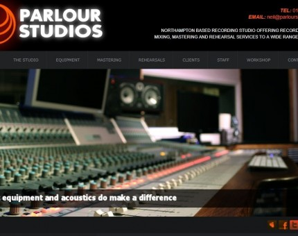 The Parlour Recording Studio
