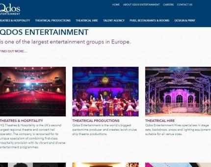 Qdos Entertainment