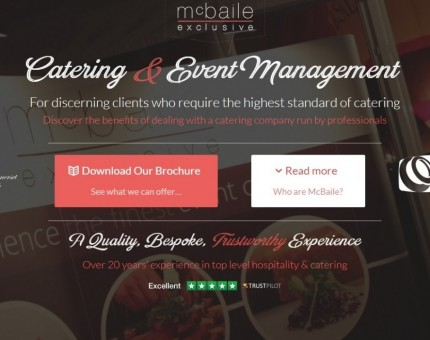 McBaile Exclusive Catering