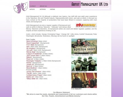 Artist Management (UK) Ltd