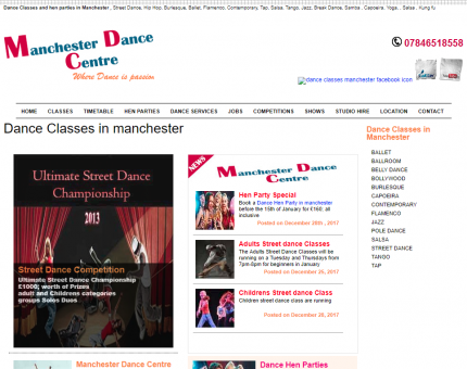 Manchester Dance Centre