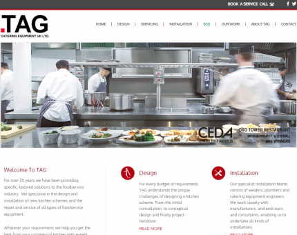 TAG Catering Equipment UK Ltd