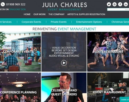 Julia Charles Event Management
