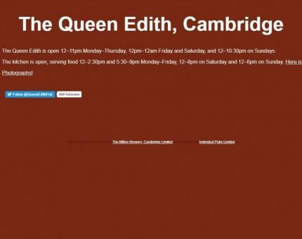 The Queen Edith Public House
