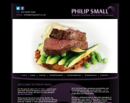 Philip Small Caterers & Party Planners