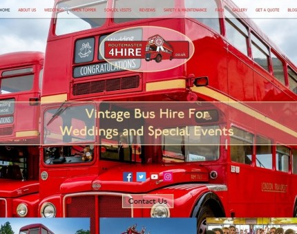 Routemaster 4 Hire