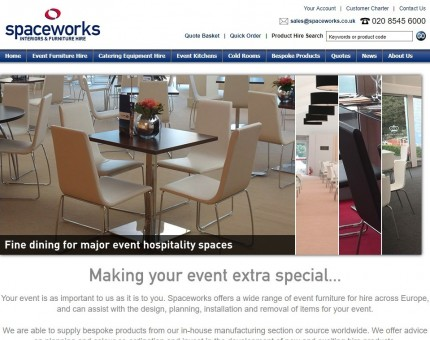 Spaceworks Furniture Hire Ltd