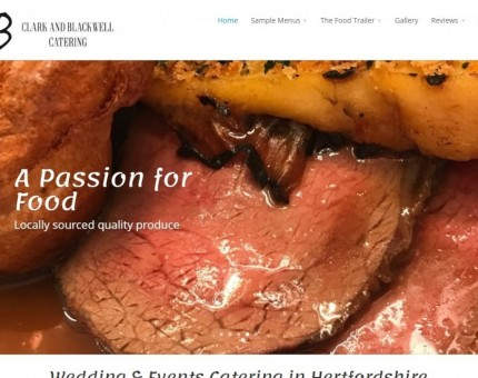 Clark And Blackwell Catering