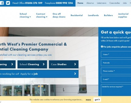 JMS Cleaning Services Ltd