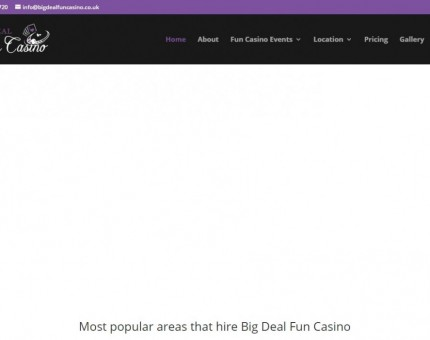 Big Deal Fun Casino