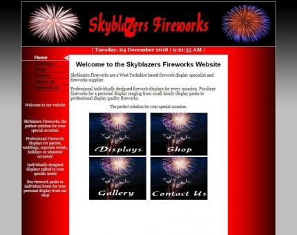 Skyblazers Fireworks Ltd